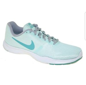 Nike Womens Flex Bijoux Shoe Igloo/Clear Jade/ Wol
